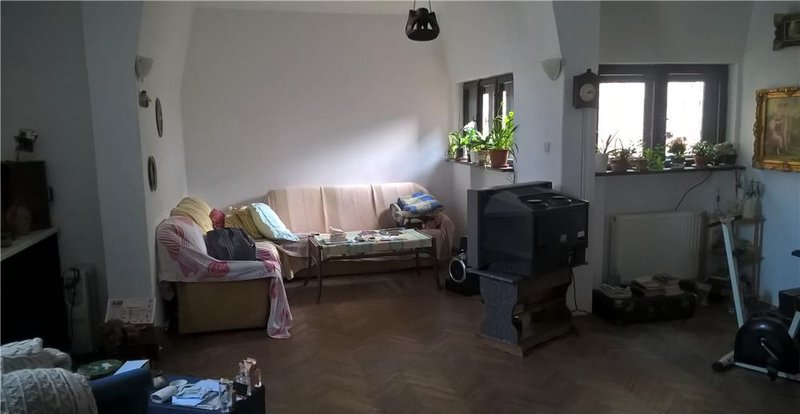 Universitate, apartament 3 camere, mansarda,